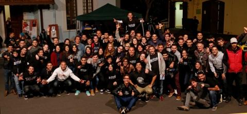 Equipo Ténico Baifos Rock 2014